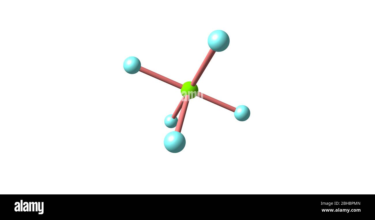 Chlorine Pentafluoride Is An Interhalogen Compound With Formula Clf5 This Colourless Gas Is A Strong Oxidant The Molecule Adopts A Square Pyramidal Stock Photo Alamy Chlorine pentafluoride is an interhalogen compound with formula clf5. alamy