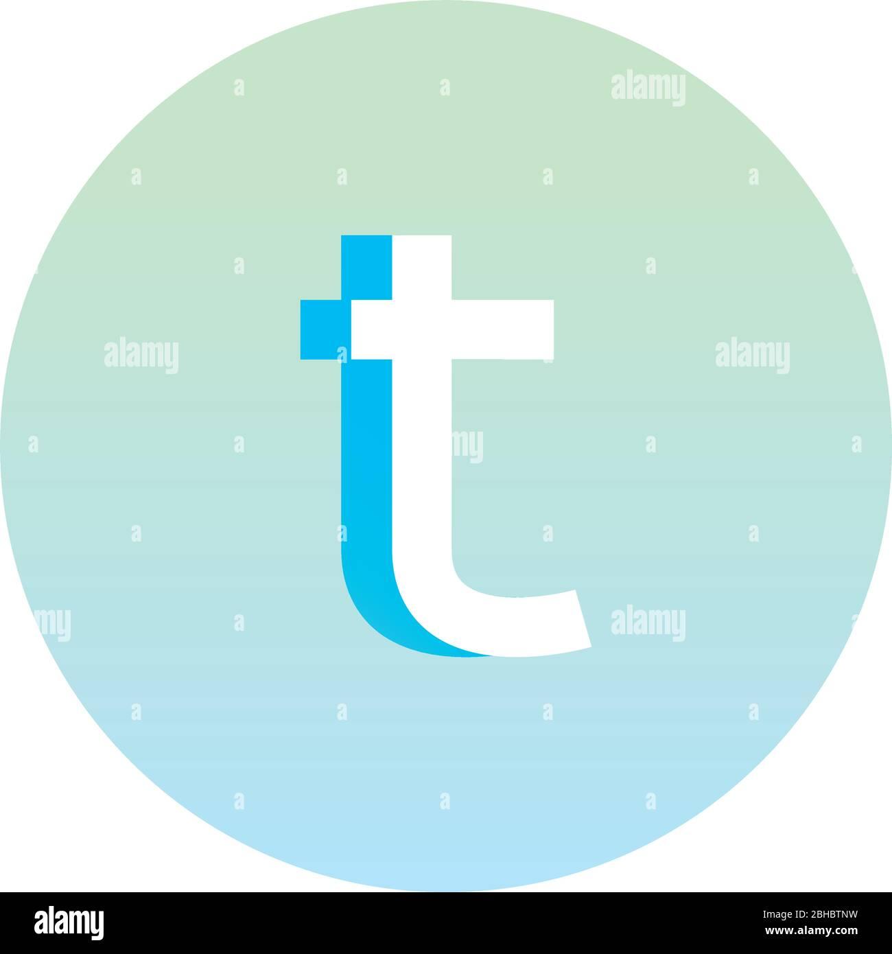 Logo social media t 60 Free