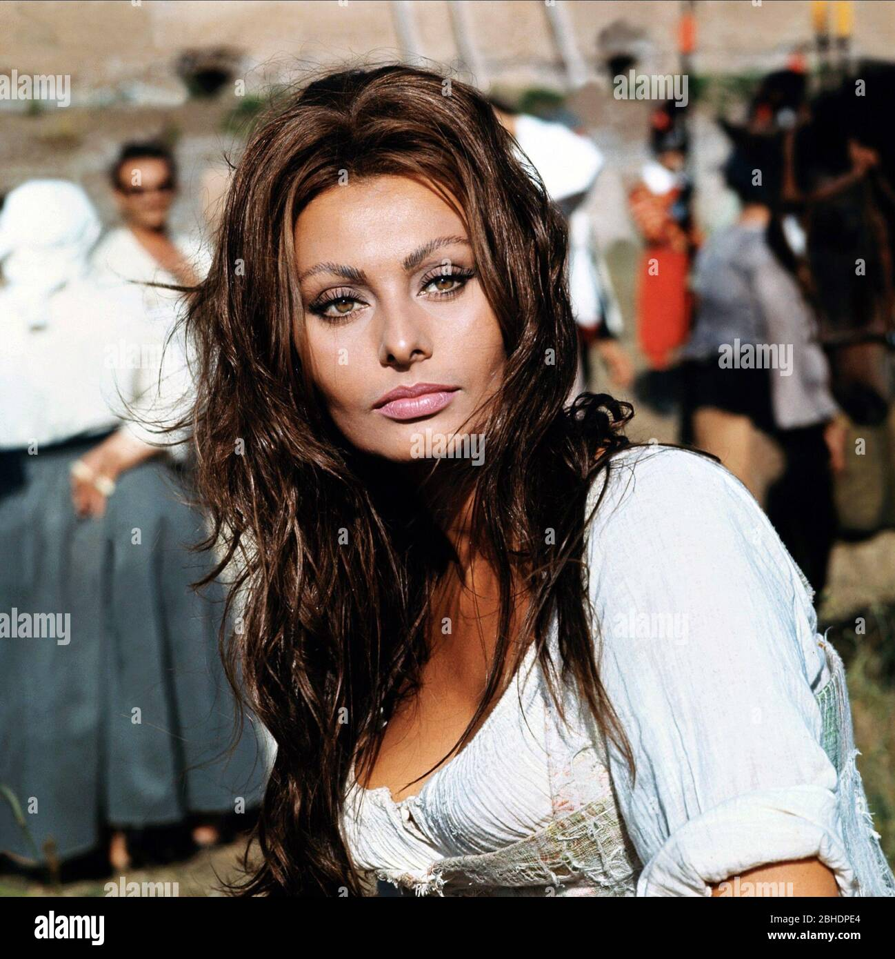 Sophia Loren High Resolution Stock Photography And Images Alamy