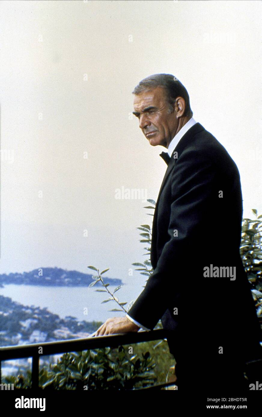 Sean Connery Never Say Never Again High Resolution Stock Photography And Images Alamy