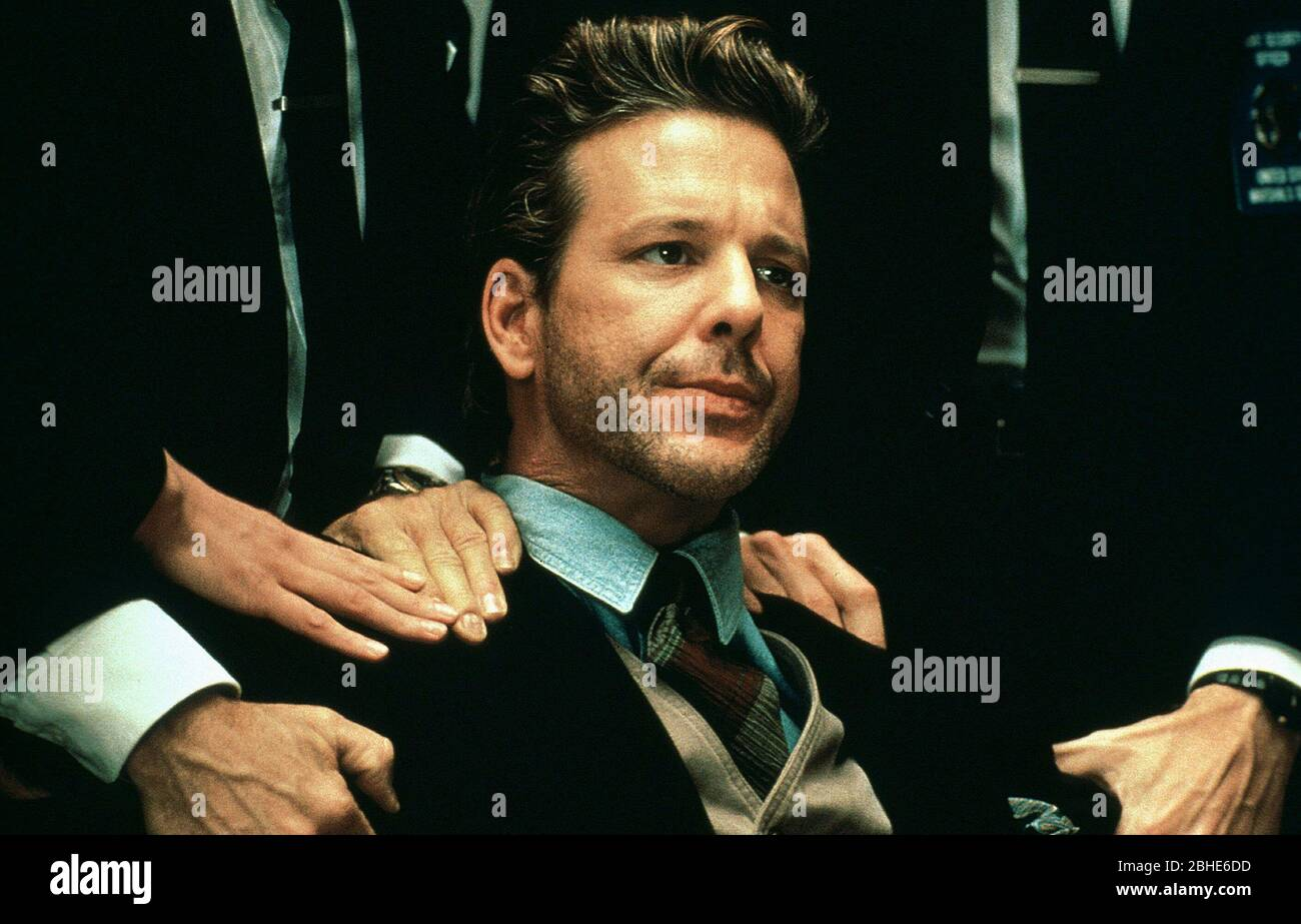 Mickey Rourke Desperate Hours 1990 Stock Photo Alamy Anthony hopkins, christopher curry, danny gerard and others. https www alamy com mickey rourke desperate hours 1990 image354968921 html