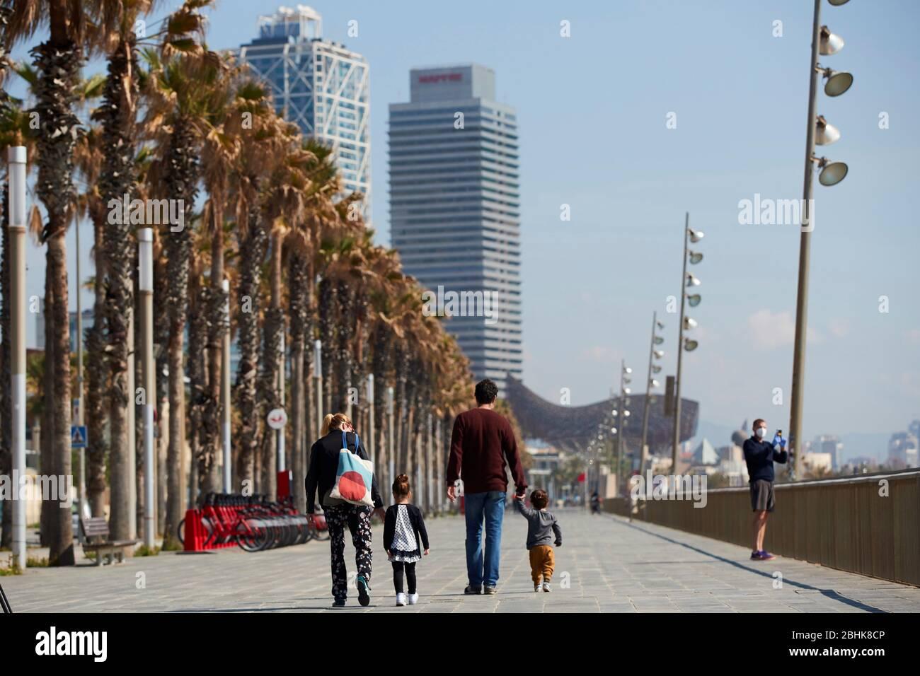 promenade zentrum barcelona