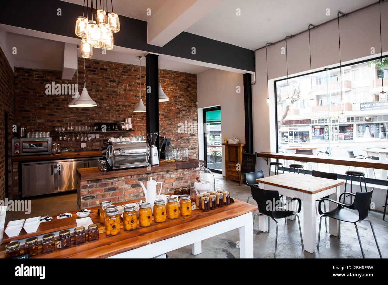 Home Made Cafeteria High Resolution Stock Photography And Images Alamy