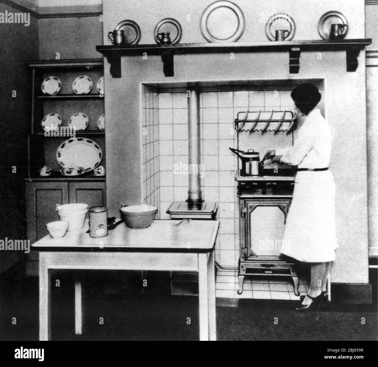19s Kitchen High Resolution Stock Photography and Images - Alamy
