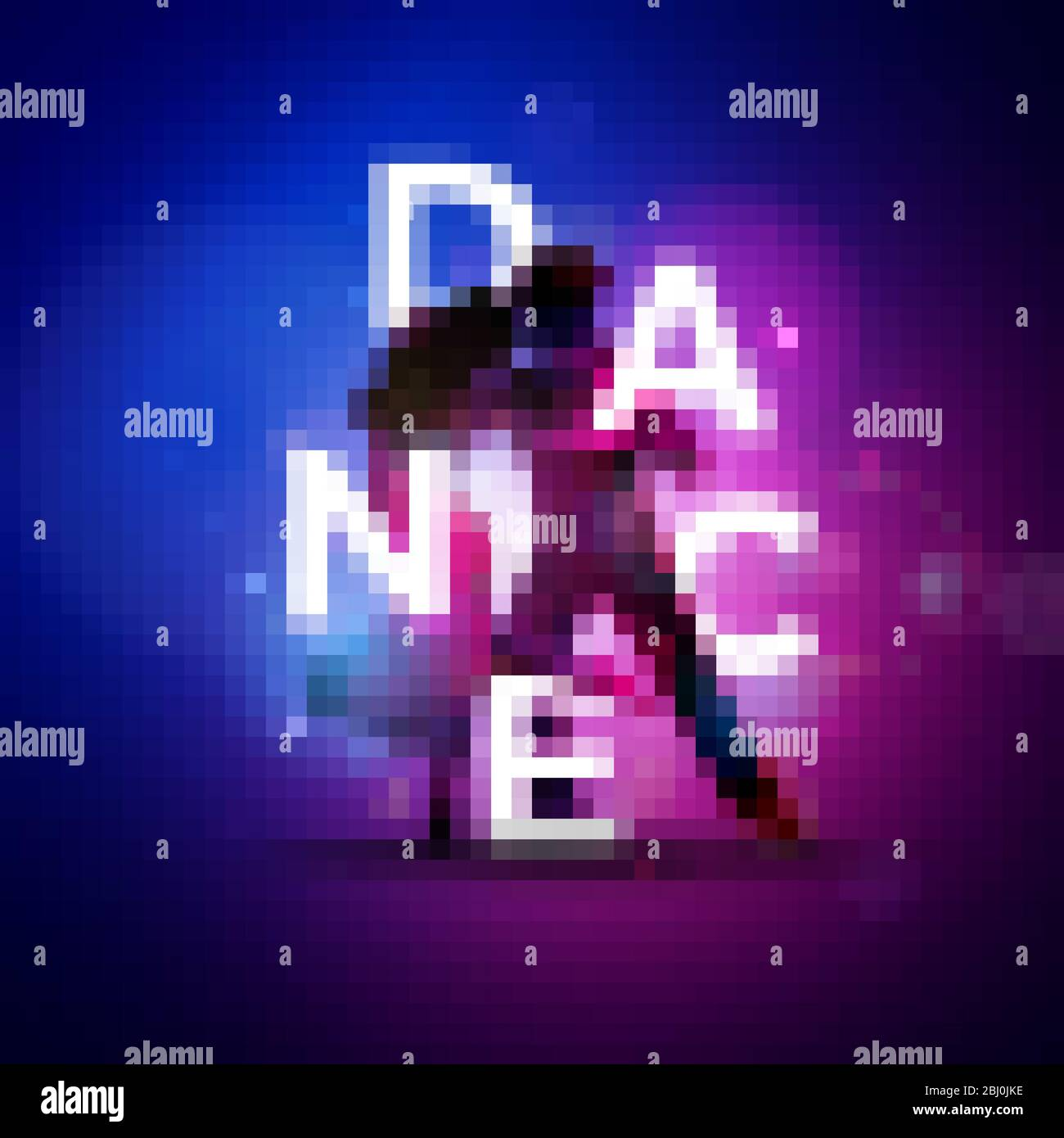 Dancing Salsa Icon High Resolution Stock Photography And Images Alamy
