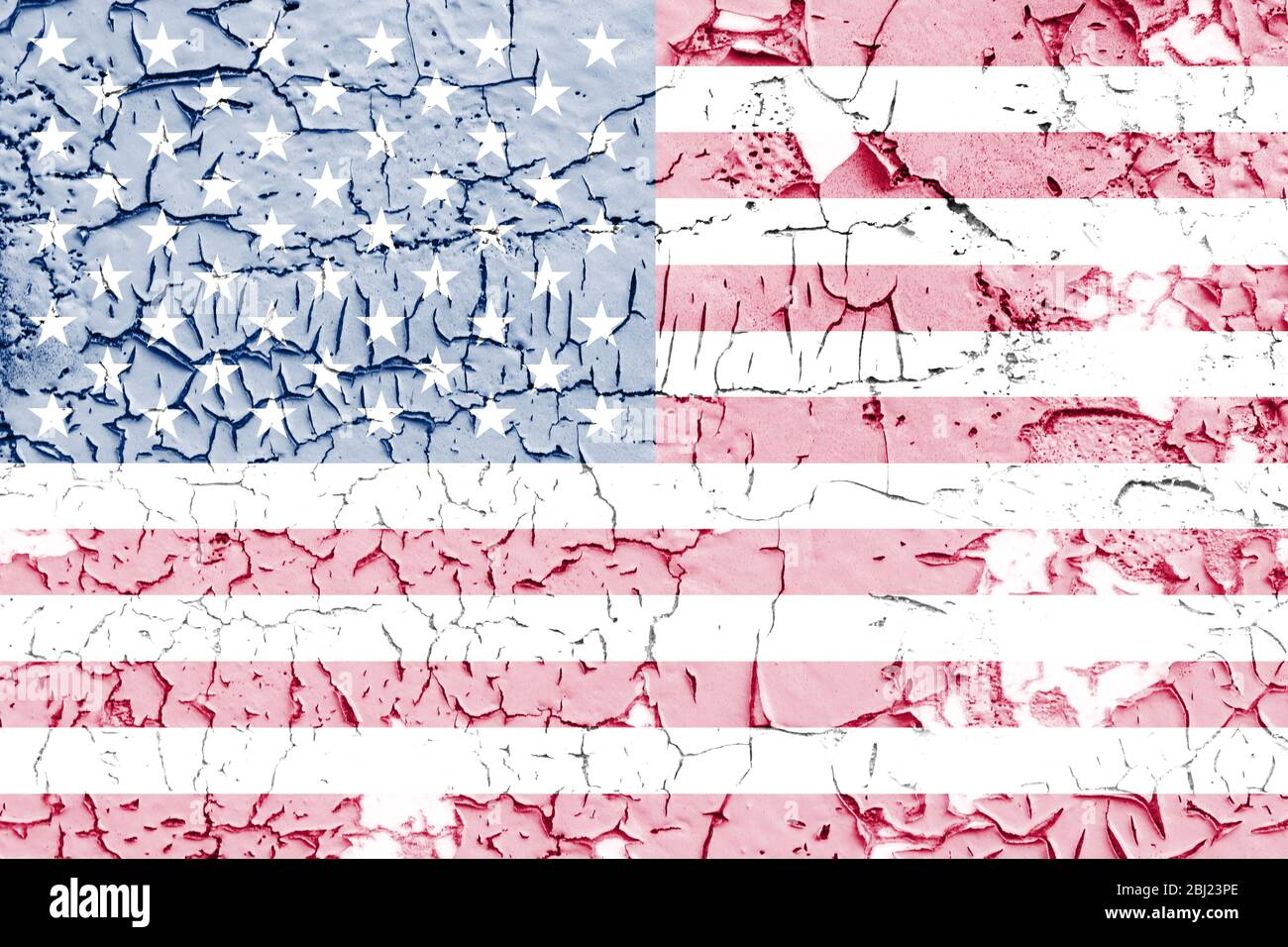 Graffiti Us Flag High Resolution Stock Photography And Images Alamy