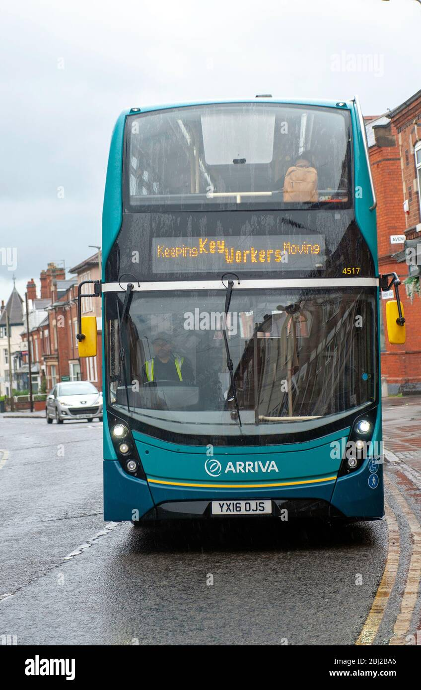 Arriva Bus High Resolution Stock Photography And Images Alamy