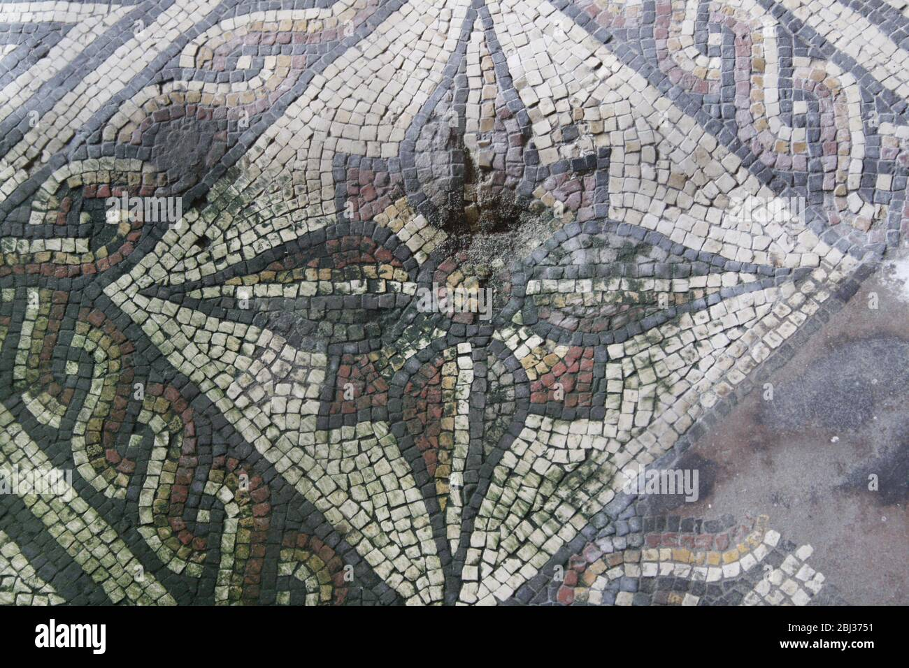 Mosaic History High Resolution Stock Photography And Images Alamy