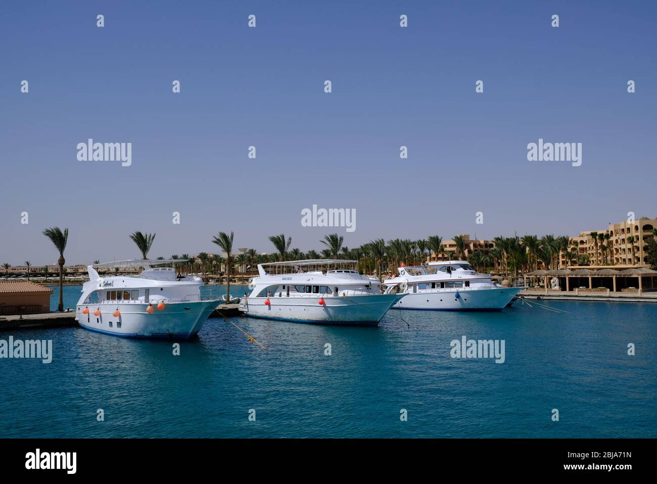 Hurghada Egypt May 2019 Yachts And Tourist Boats In The Hurghada Marina In Hurghada Popular Beach Resort Town Along Red Sea Coast Of Egypt Stock Photo Alamy