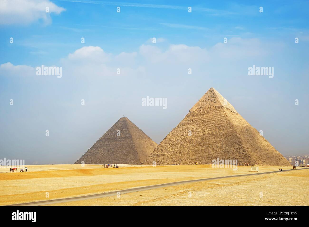 Egypt Tourist Attractions High Resolution Stock Photography And Images Alamy