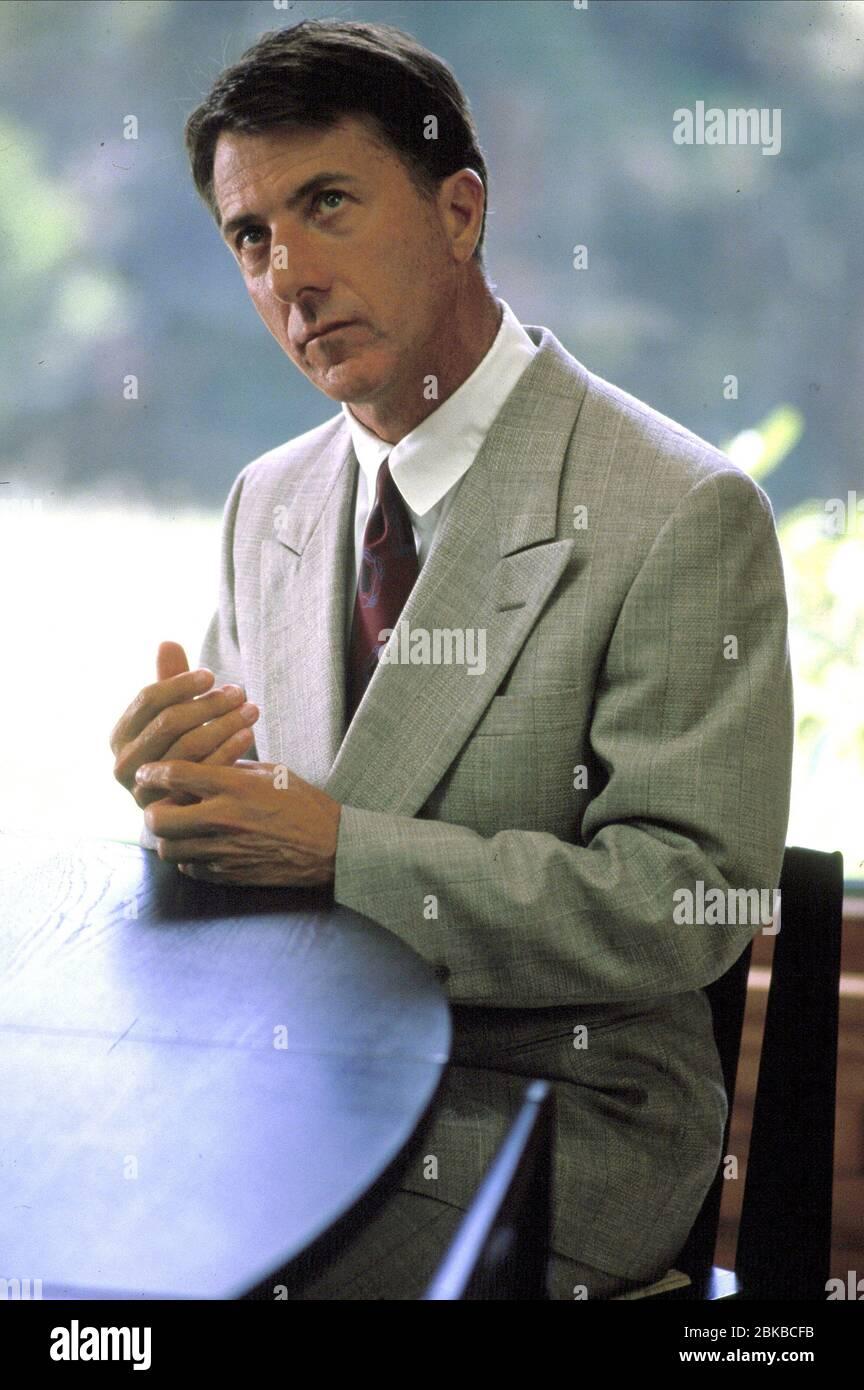 Dustin Hoffman Rain Man 1988 Stock Photo Alamy