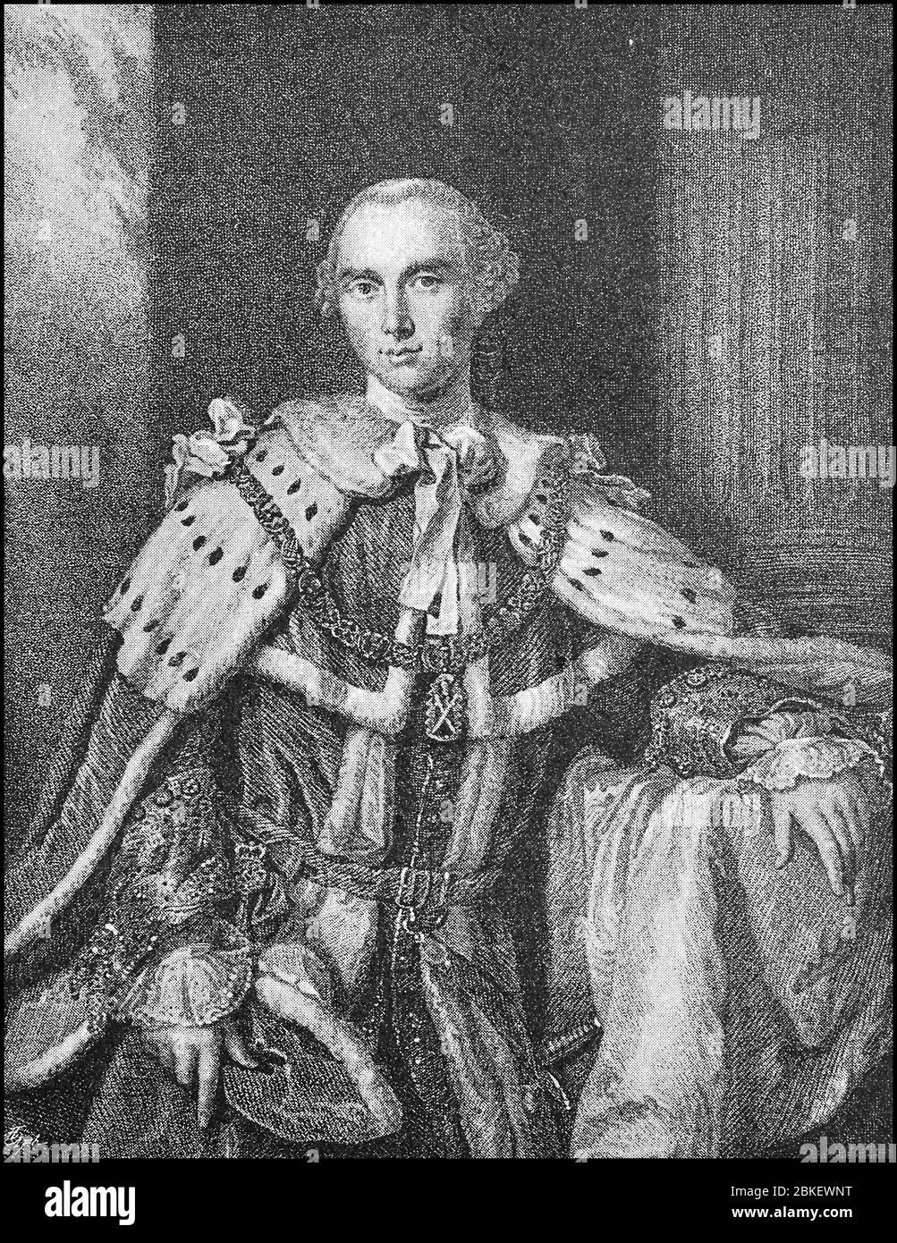 John Stuart, 1st Marquess of Bute