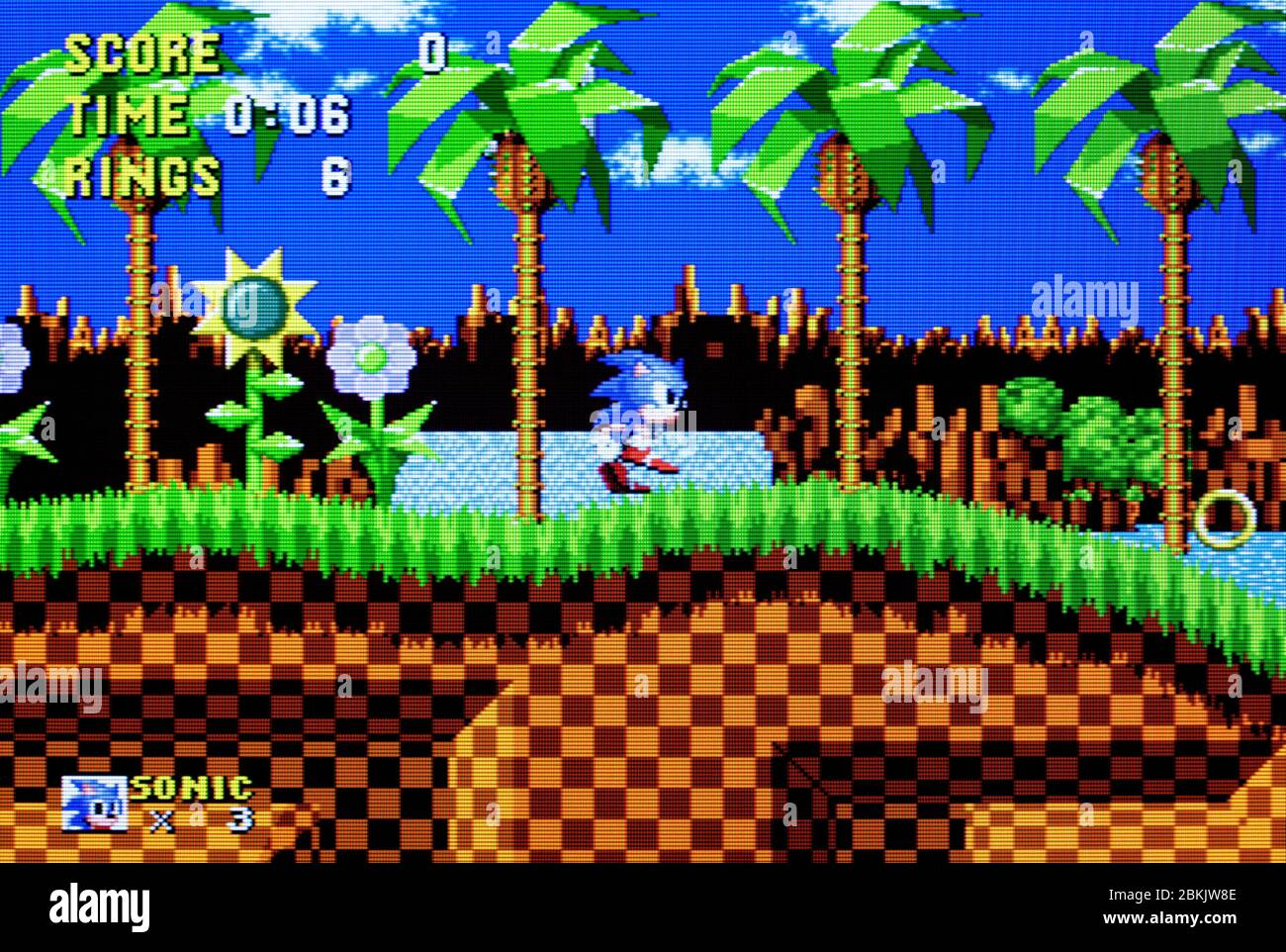 Sonic The Hedgehog Game High Resolution Stock Photography And Images Alamy