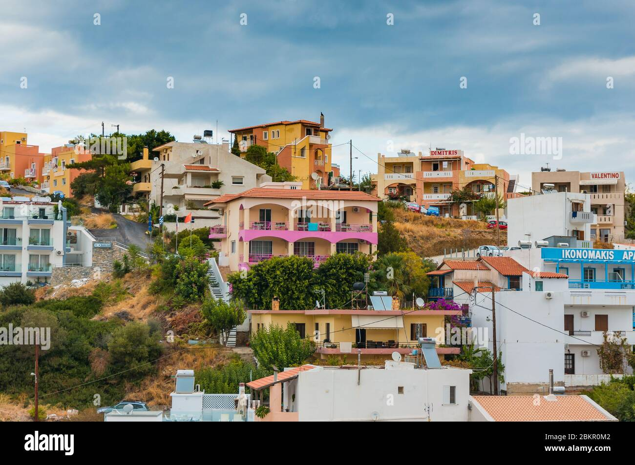 Bali Crete High Resolution Stock Photography And Images Alamy