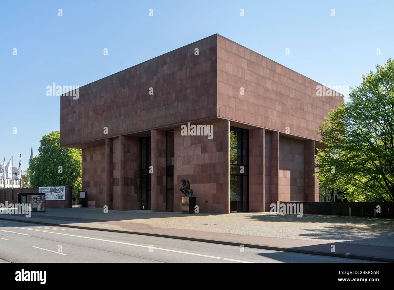 Kunsthalle Bielefeld High Resolution Stock Photography And Images