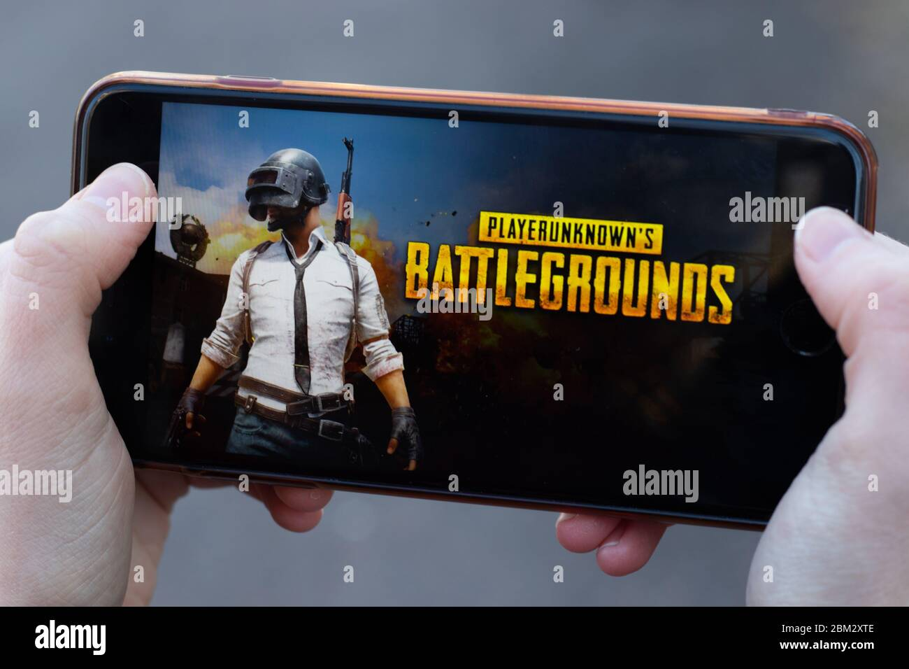 Pubg Logo High Resolution Stock Photography And Images Alamy