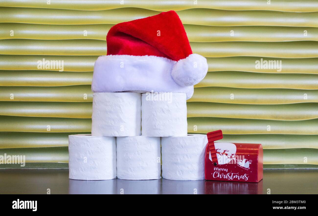 Christmas Mailbox High Resolution Stock Photography And Images Alamy