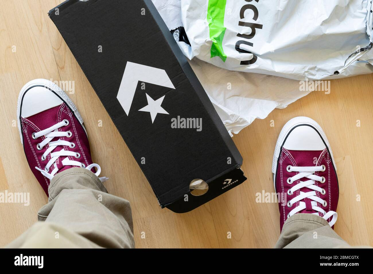 De Dios religión Pompeya  Converse Shoes High Resolution Stock Photography and Images - Alamy
