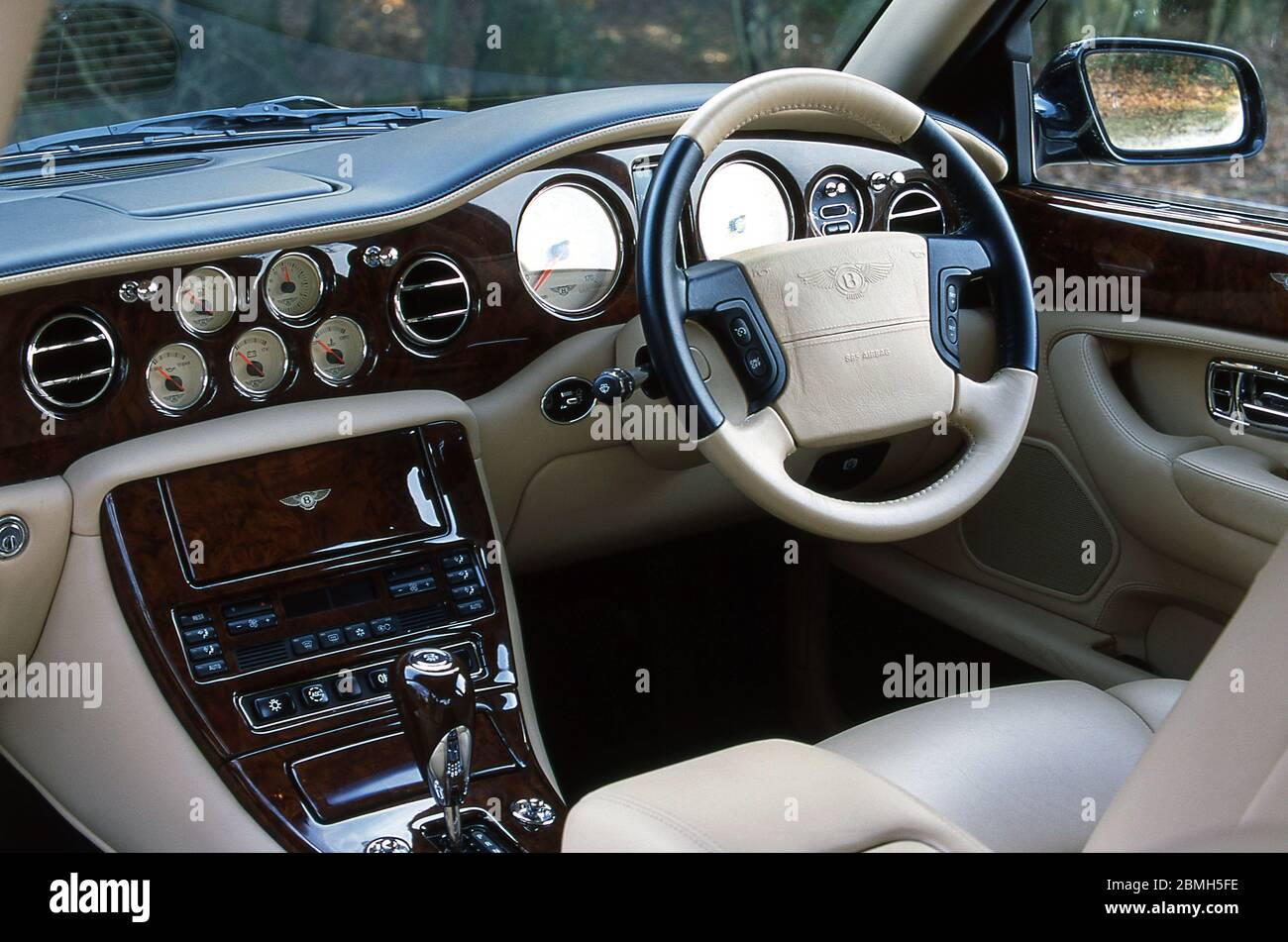 Bentley Arnage High Resolution Stock Photography And Images Alamy