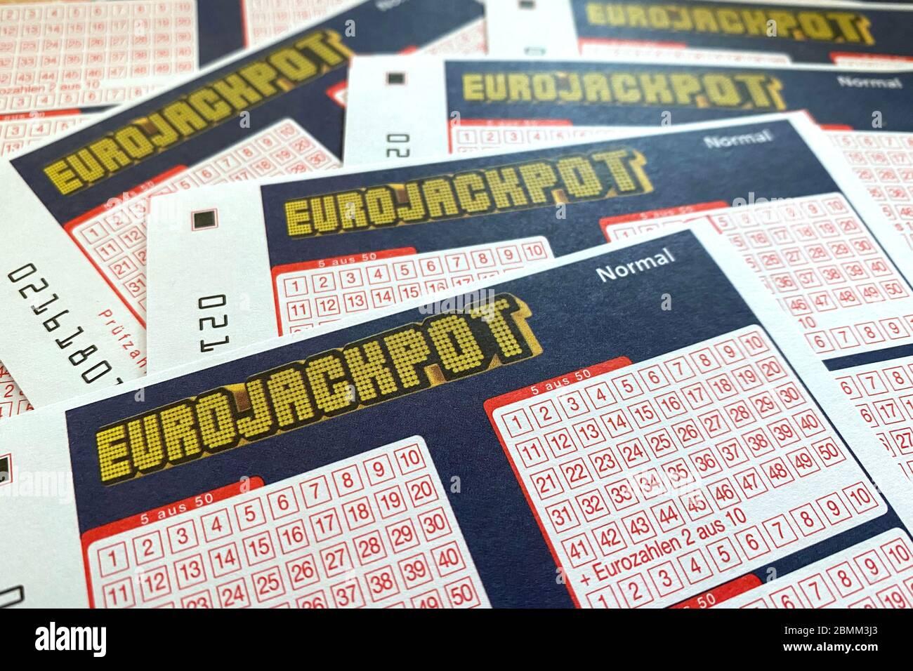 2 richtige eurojackpot