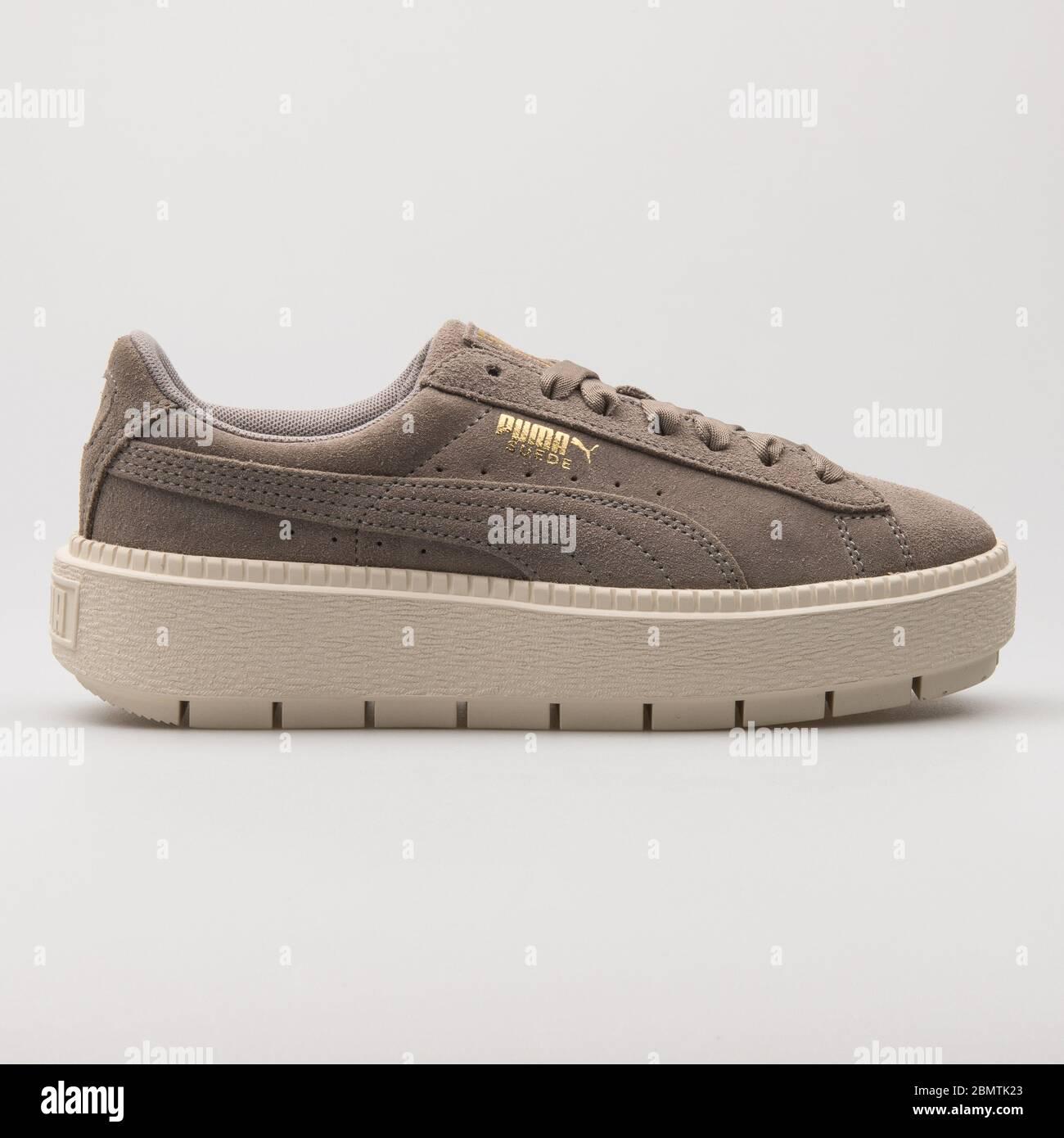 Puma Platform Trace grey sneaker