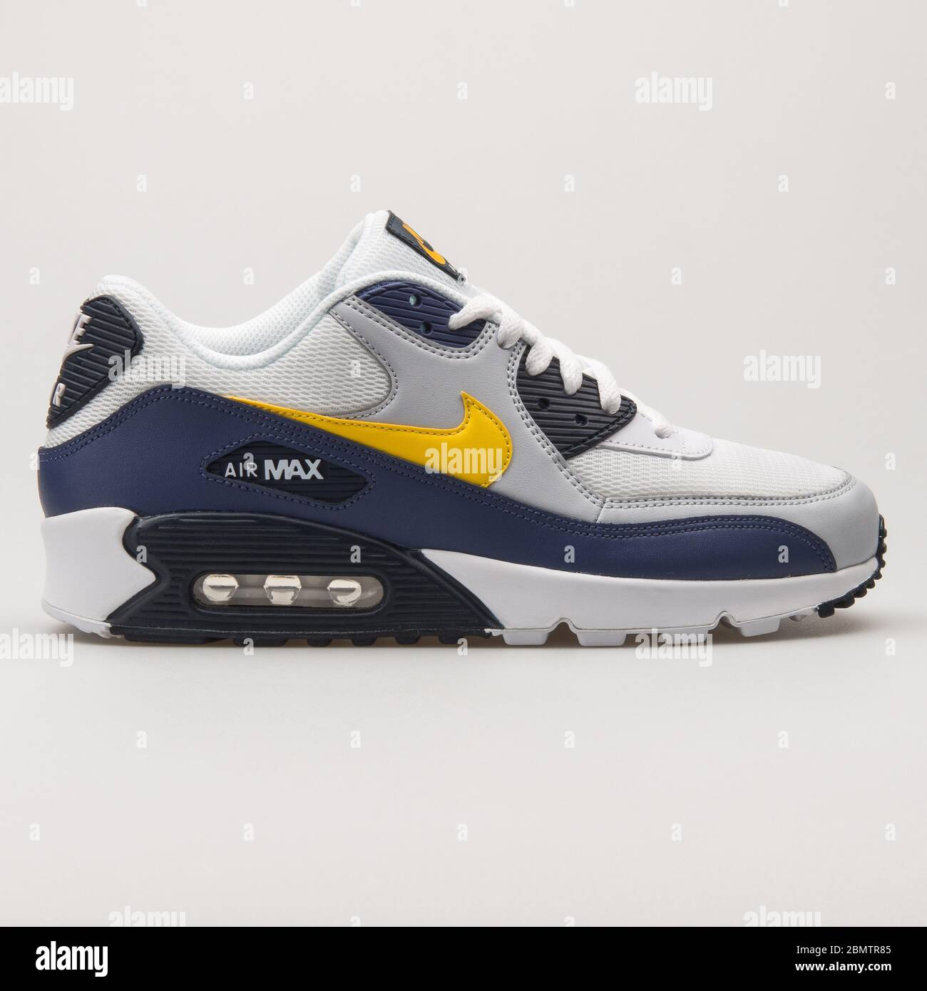 Nike Air Max 90 Essential white, yellow
