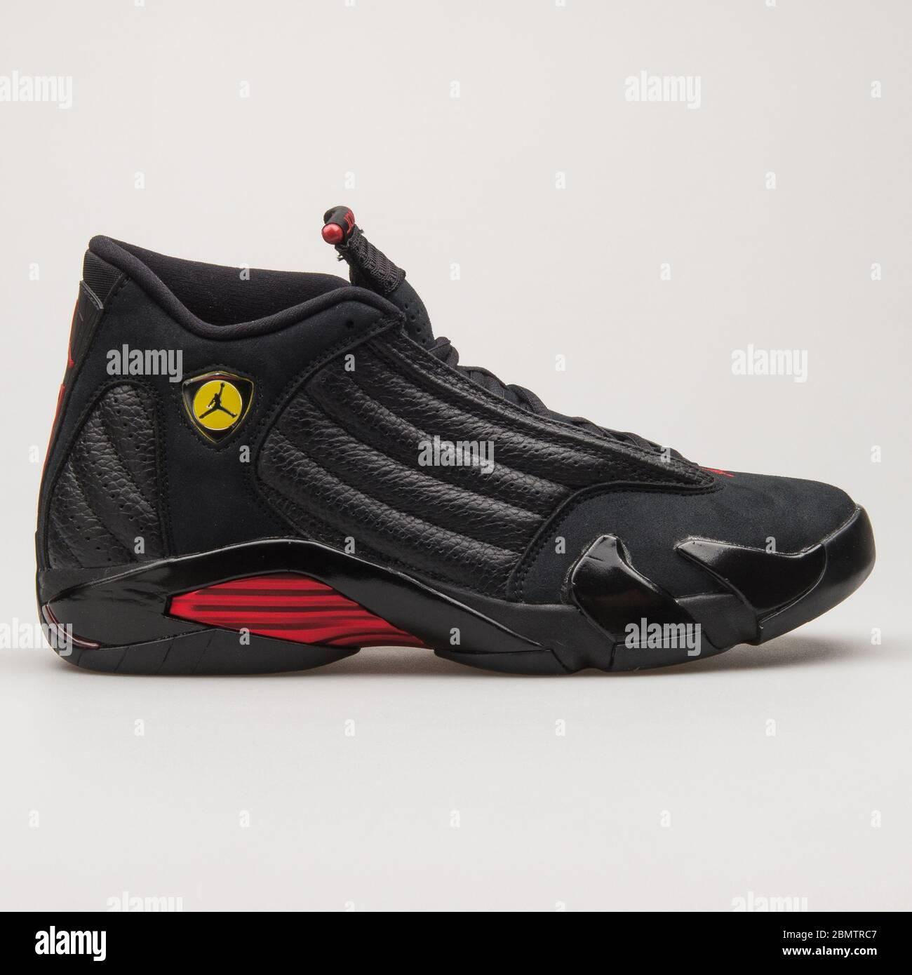 Nike Air Jordan 14 Retro black
