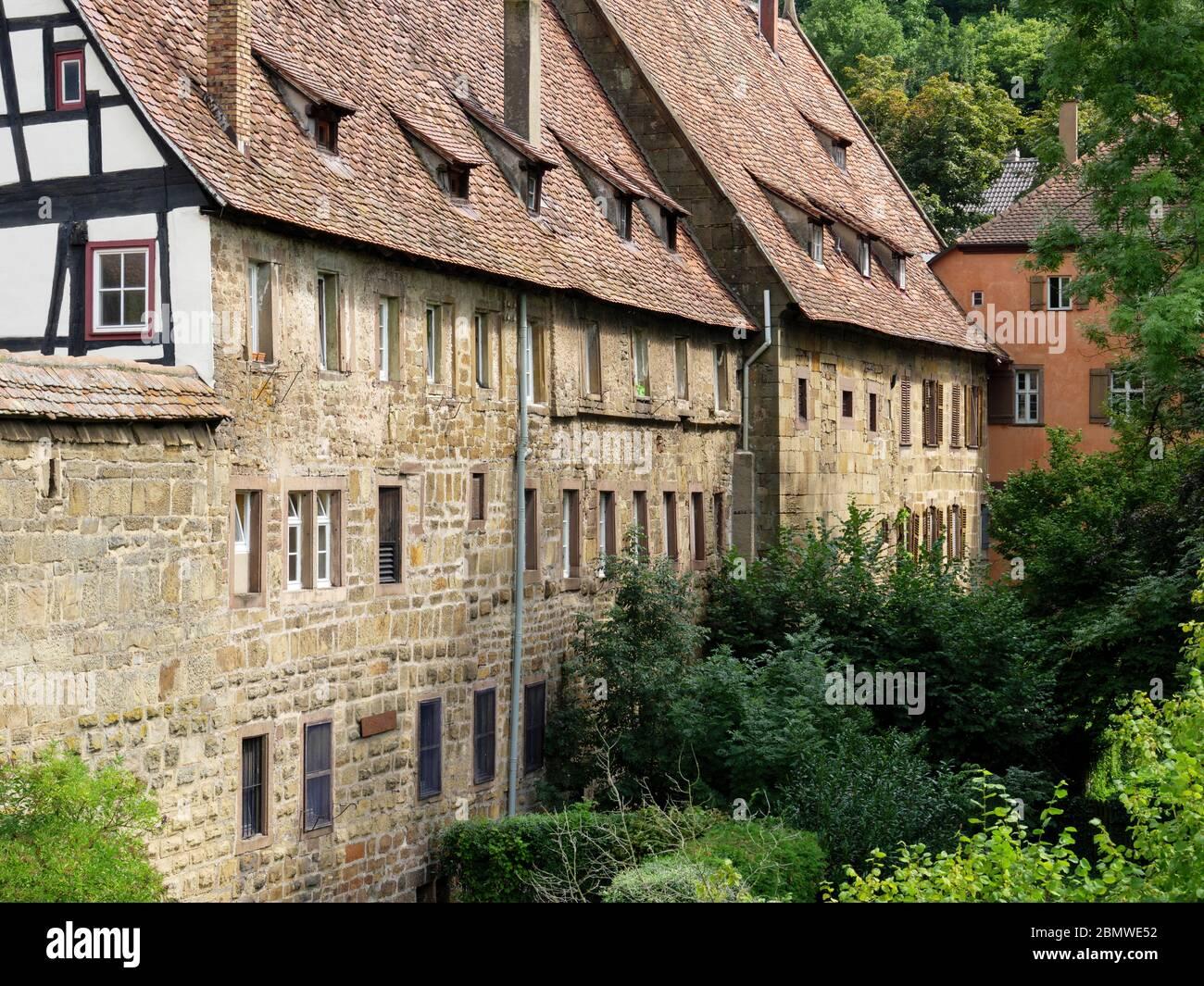 Kloster Maulbronn, UNESCO Welterbe, Baden-Württemberg, Deutschland Stock Photo