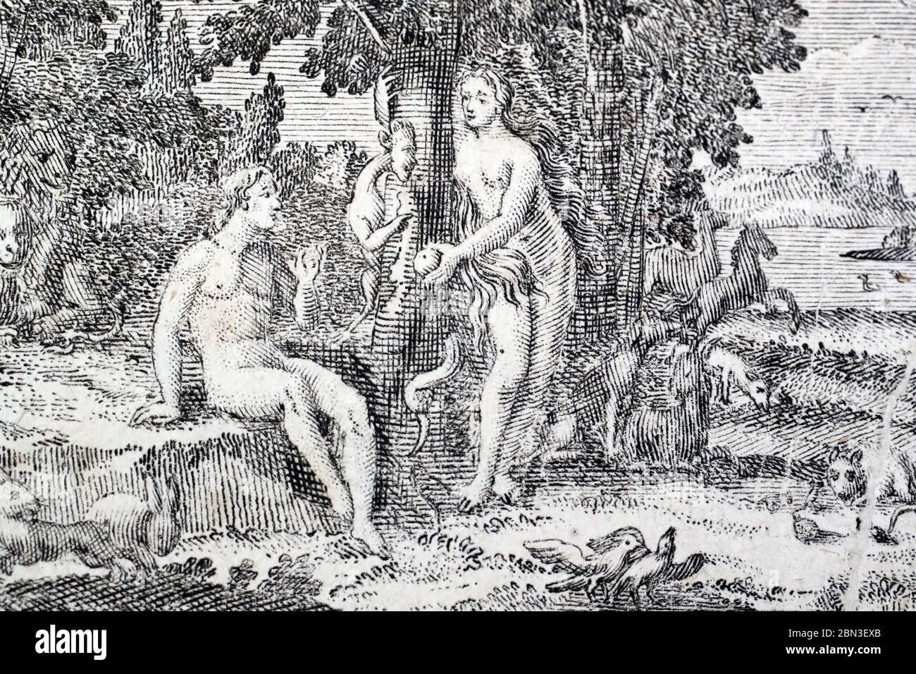 Bibel lilith adam eva Lilith