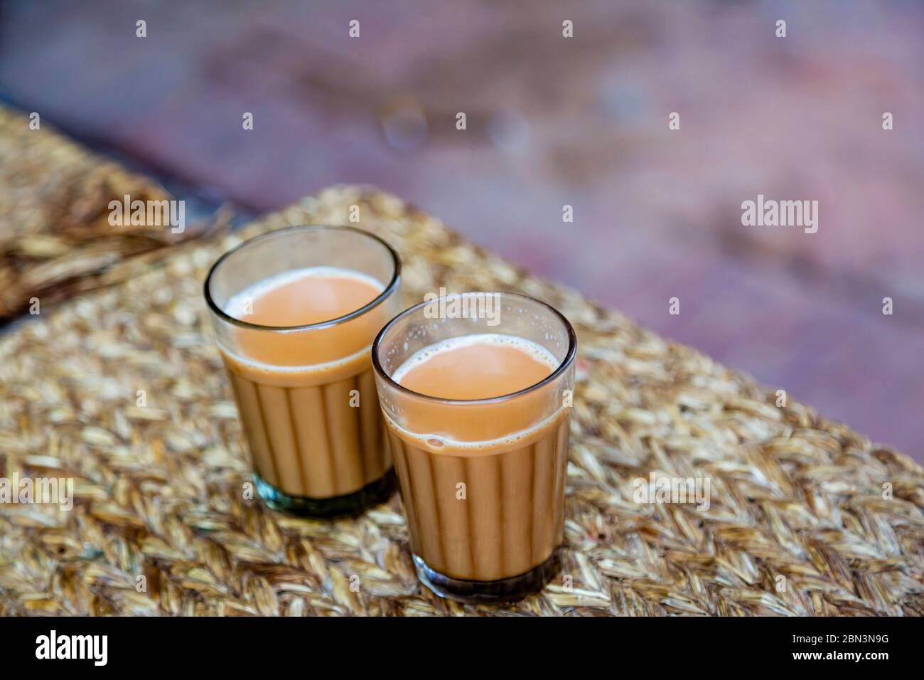 Indian Chai High Resolution Stock Photography And Images Alamy
