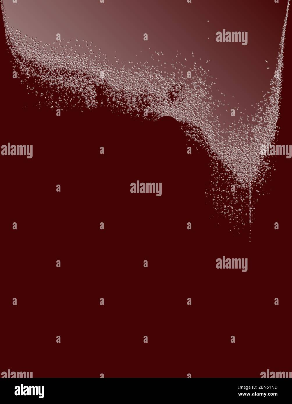 Evocative And Moody Dark Red Abstract Background Room For Text