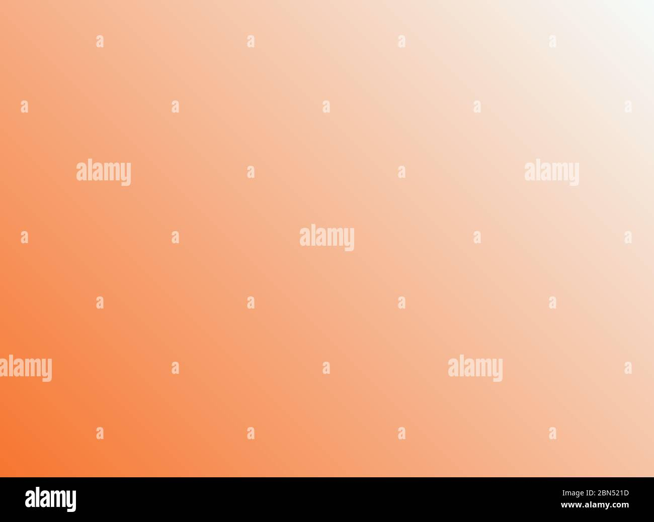 Pastel Orange Background With Ombre Effect Color Gradient Peach Backdrop Wallpaper Graphic Subtle Muted Stock Photo Alamy