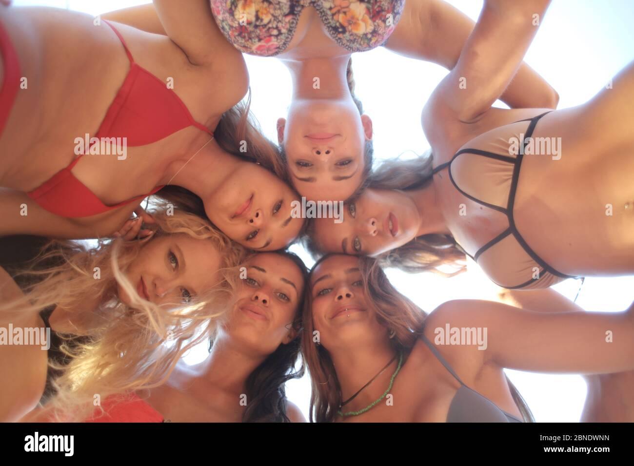 Pics bikini girls 50 Hottest