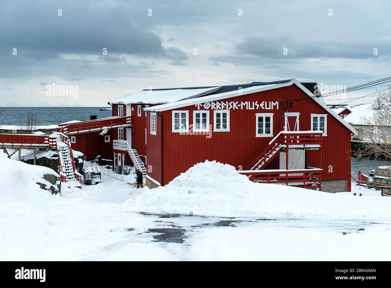 Torrfisk Museum High Resolution Stock Photography And Images Alamy