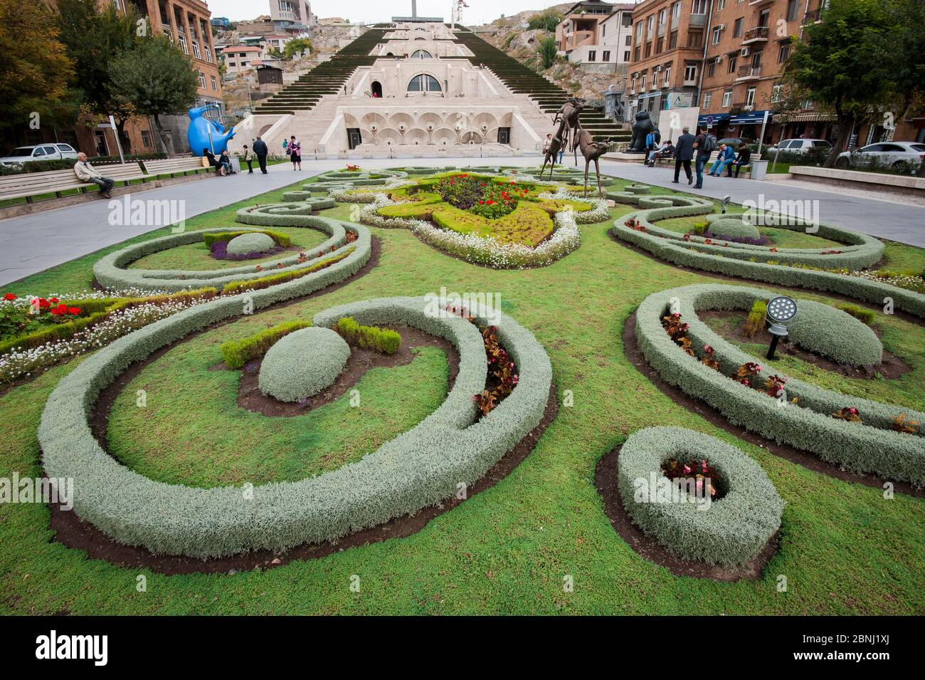 Yerevan Armenia Fountains High Resolution Stock Photography And Images Alamy