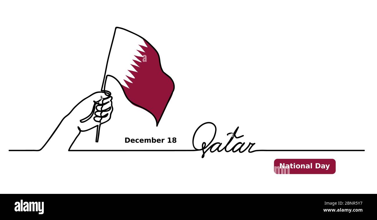 Qatar National Day High Resolution Stock Photography And Images Alamy
