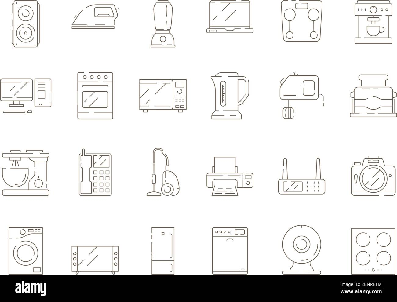 kitchen electrical design kitchen appliances electrical cut out stock images   pictures alamy  kitchen appliances electrical cut out