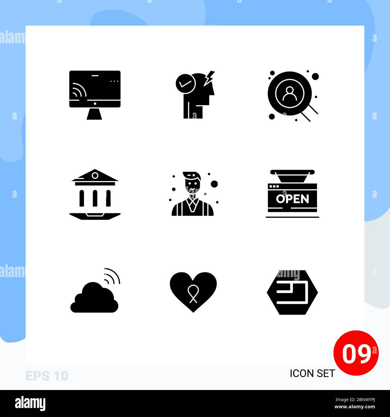 Set Of 9 Modern Ui Icons Symbols Signs For Entrepreneur Boss Web Education School Editable Vector Design Elements Stock Vector Image Art Alamy Bossweb.com is tracked by us since november, 2014. alamy