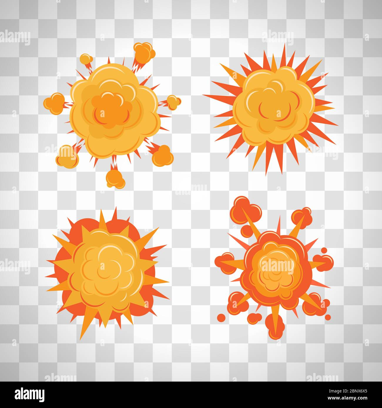 cartoon comic burst or explosion set bang or bomb blast vector fire splash set on the transparent background stock vector image art alamy https www alamy com cartoon comic burst or explosion set bang or bomb blast vector fire splash set on the transparent background image357691325 html