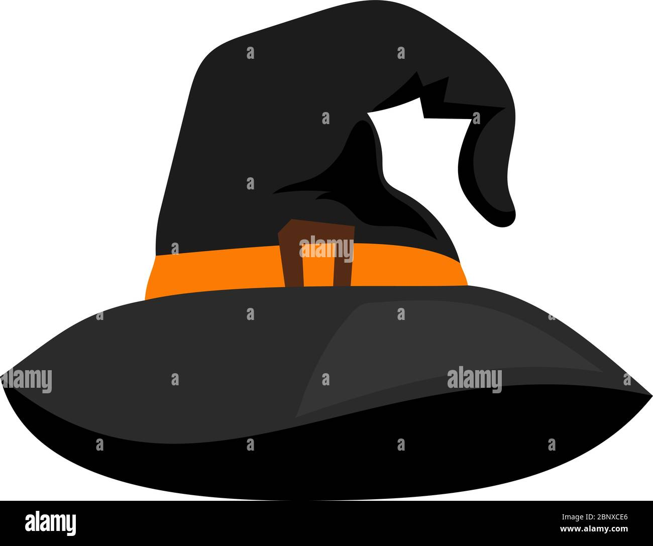 Cartoon Witch Hat High Resolution Stock Photography And Images Alamy