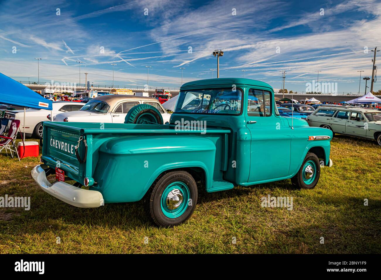 1959 Chevy Pickup Truck High Resolution Stock Photography And Images Alamy