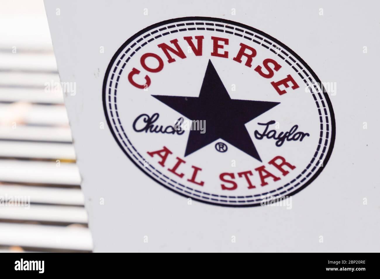 converse alla star bordeaux