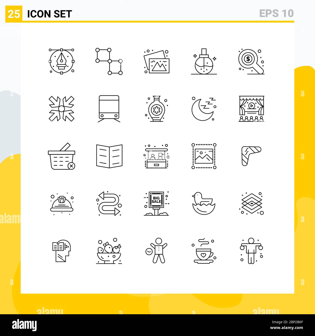 25 Universal Line Signs Symbols Of Perfume Fashion Space Care Images Editable Vector Design Elements Stock Vector Art Illustration Vector Image 357782503 Alamy
