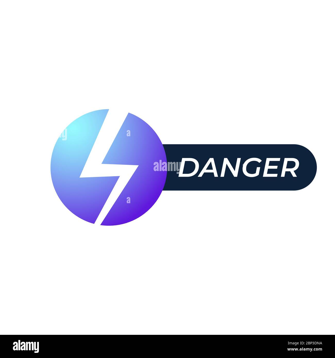 lightning electric power vector logo design element energy and thunder electricity symbol concept danger sign in the circle power fast speed logot stock vector image art alamy alamy