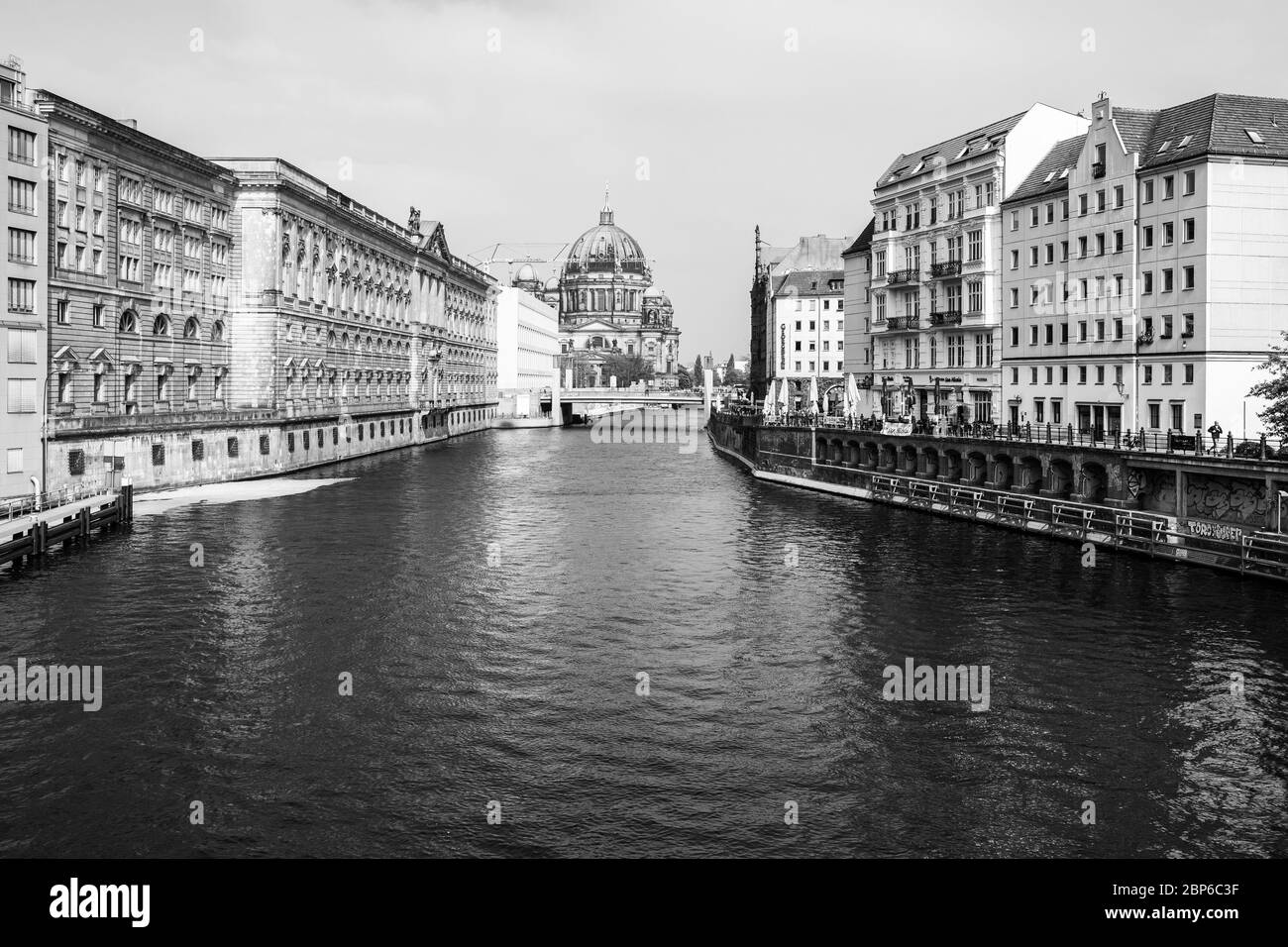 Berliner Dom Berliner Dom Black And White Stock Photos Images Alamy