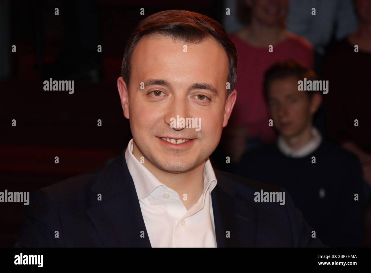 Paul Ziemiak Stock Photo