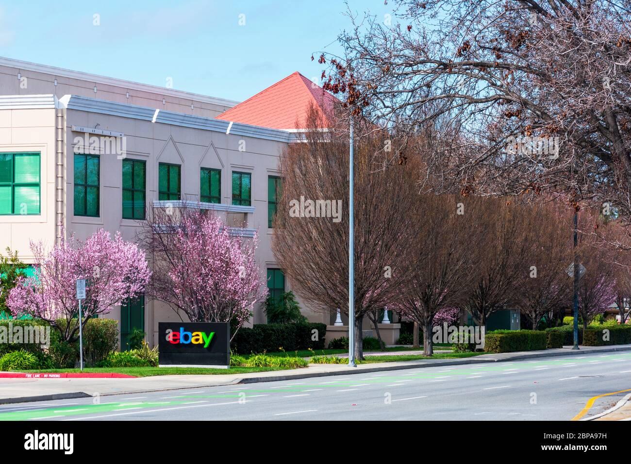 Ebay Corporate Hq Campus In Silicon Valley Ebay Inc Is A Multinational E Commerce Corporation San Jose California Usa 2020 Stock Photo Alamy