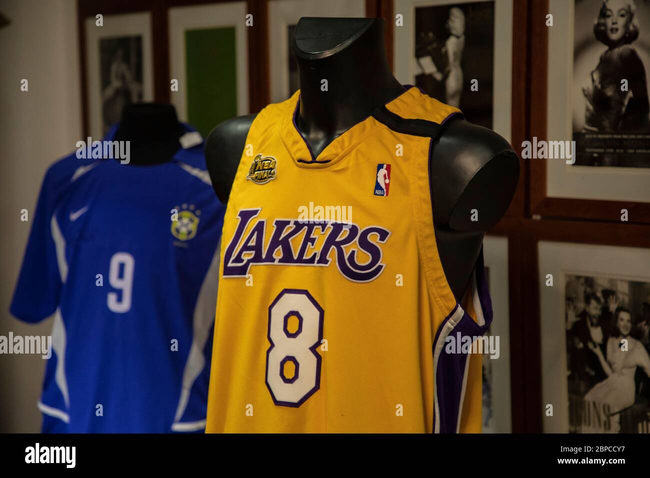 Culver City, USA. 18th May, 2020. Sports Legends featuring Lakers ...