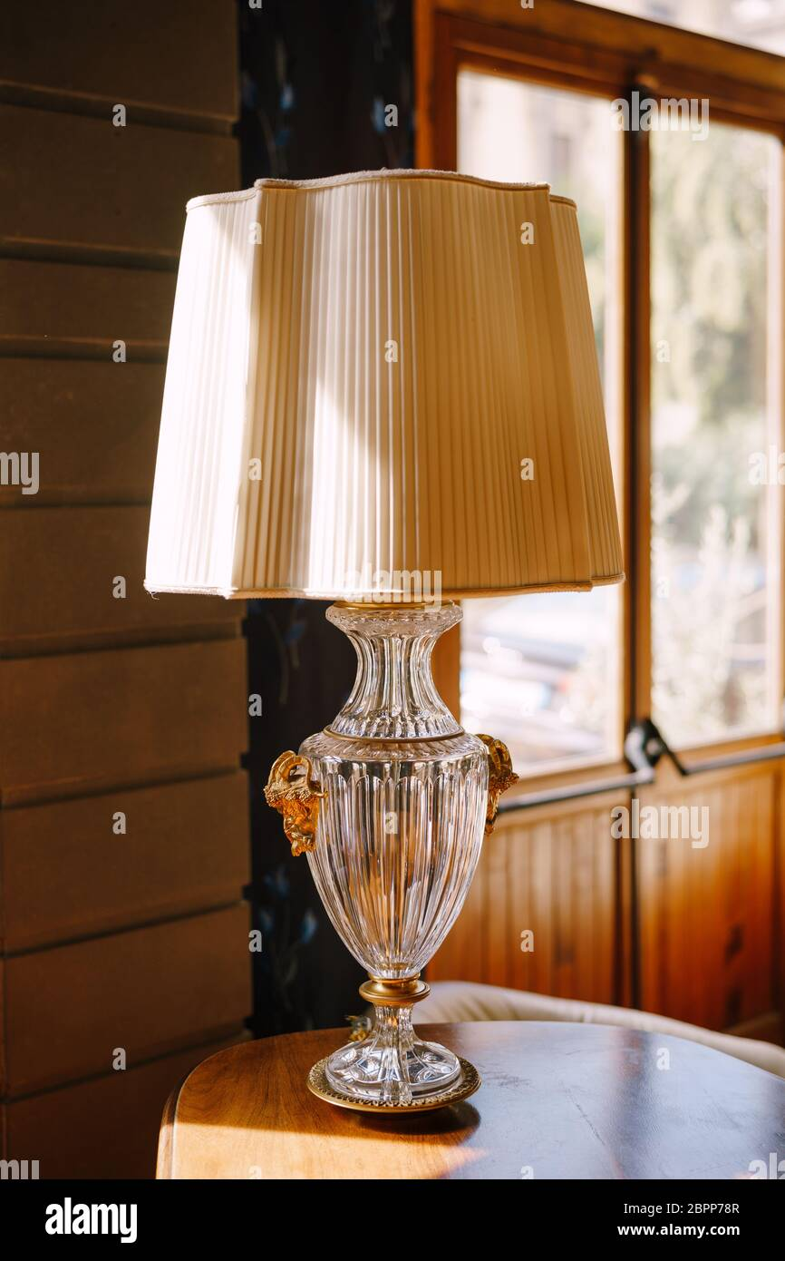 Brass Lamp Base High Resolution Stock Photography And Images Alamy