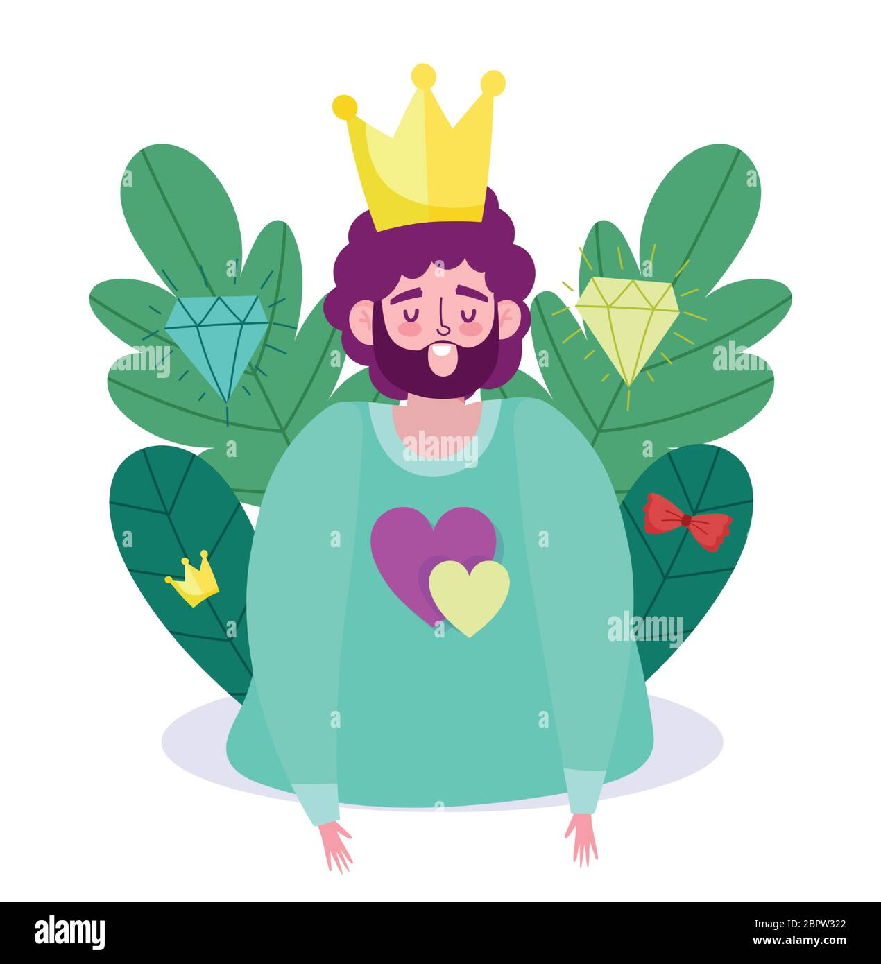 Avatar Man Cartoon With Crown Design Boy Male Person People Human Social Media And Portrait Theme Vector Illustration Stock Vector Image Art Alamy Dragon's crown sorceress lines by noflutter on deviantart. alamy
